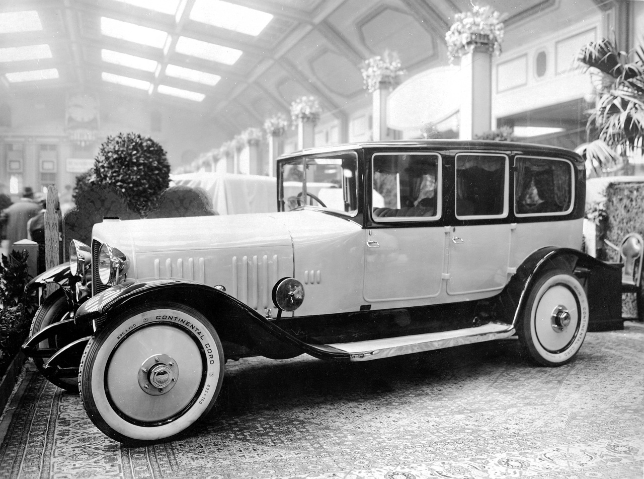 100 Jahre Maybach Automobile 1921-2021; Maybach 22/70 HPW 3 // 100 years of Maybach Automobiles; Maybach 22/70 HPW 31921-2021