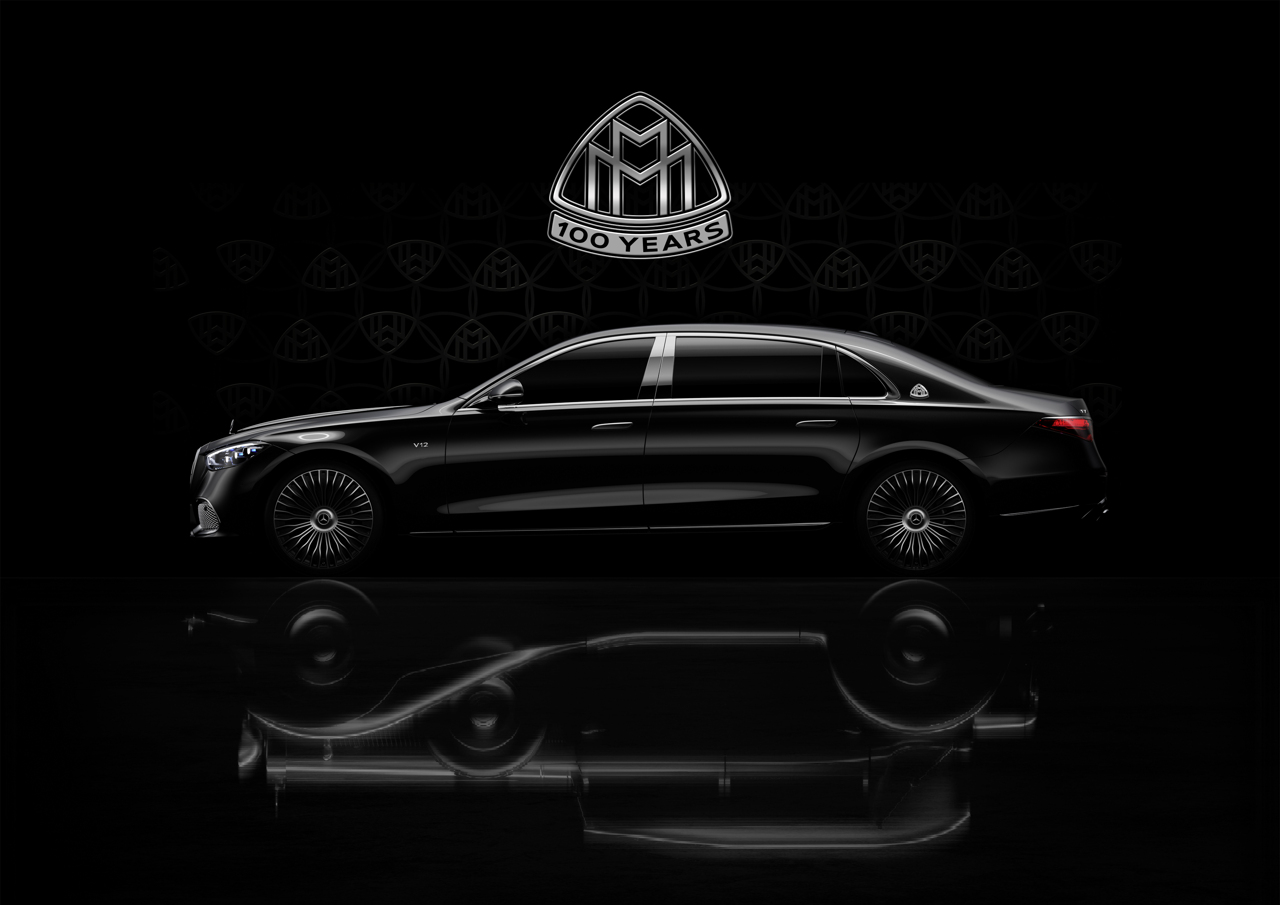 100 Jahre Maybach Automobile 1921-2021 // 100 years of Maybach Automobiles 1921-2021